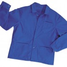 veste bleu-de-travail